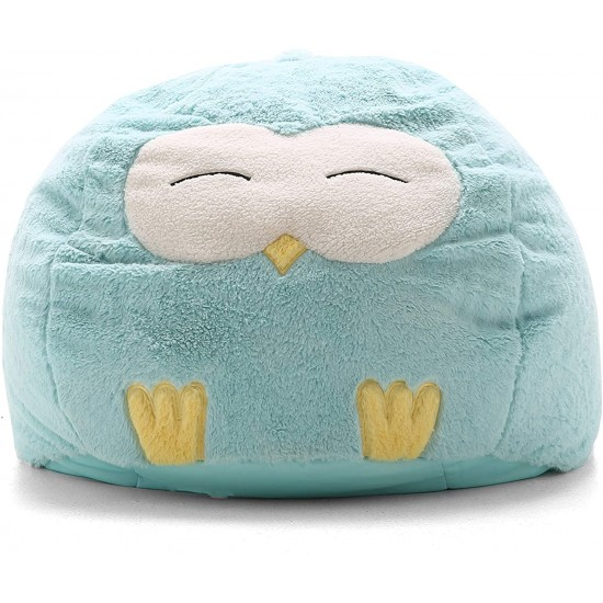 Big Joe Lux Wild Bunch Owl | Kids Bean Bags
